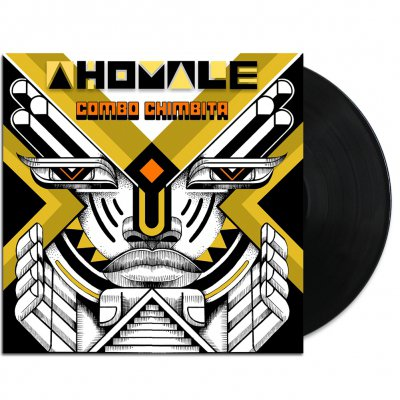 Combo Chimbita - Ahomale LP (Black)