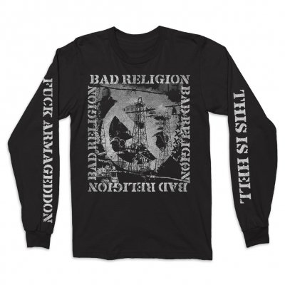 This Is Hell Long Sleeve Tee (Black)