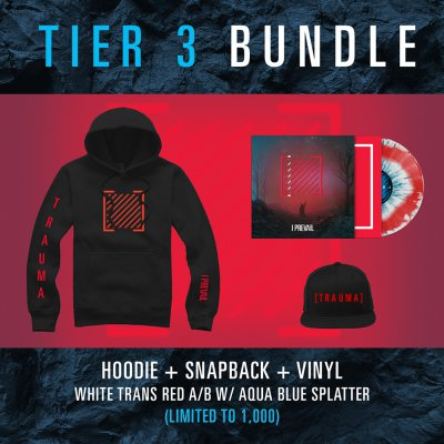 i-prevail - Tier 3 Trauma Vinyl Bundle