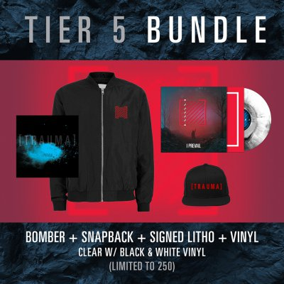 i-prevail - Tier 5 Trauma Vinyl Bundle