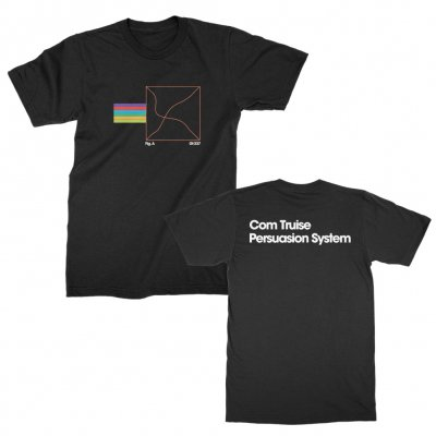 com-truise - Fig. A T-Shirt (Black)