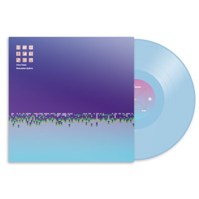 com-truise - Persuasion System LP (Light Blue)