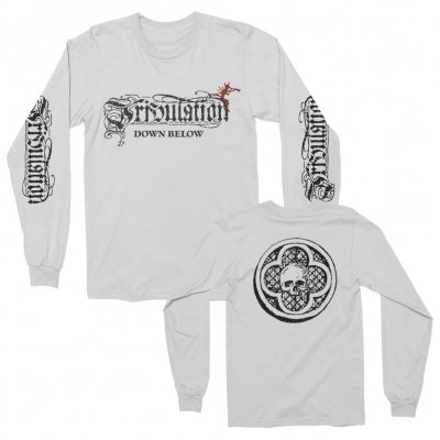 tribulation - Down Below Long Sleeve (White)