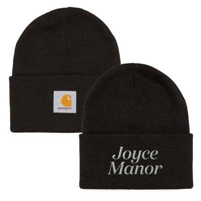 joyce-manor - Classic Logo Carhartt Beanie (Black)