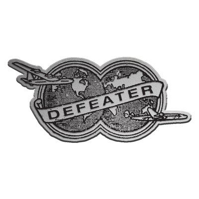 defeater - Airmail Enamel Pin