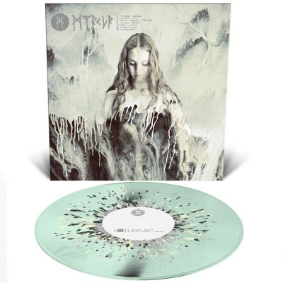 myrkur - Myrkur LP (Green W/ Silver, Black/White Splatter)