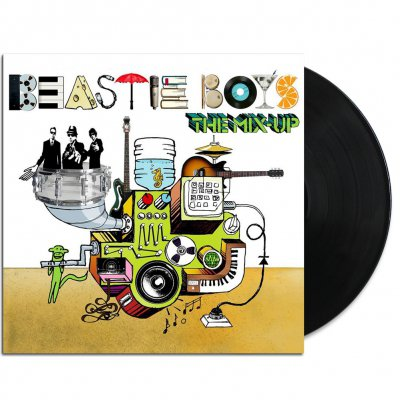 beastie-boys - The Mix Up LP (Black)