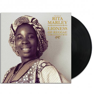 Rita Marley - The Best of Rita Marley/Lioness of Reggae LP