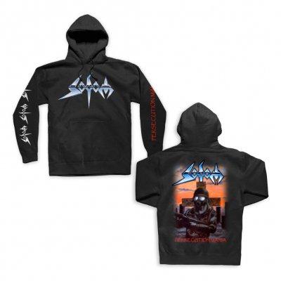 sodom - Persecution Mania Pullover Sweatshirt (Black)
