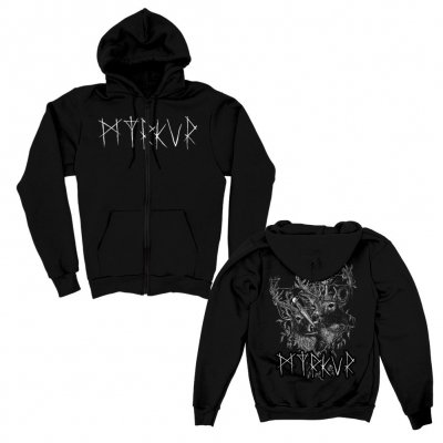 myrkur - A New Seed Is Sown Hoodie (Black)