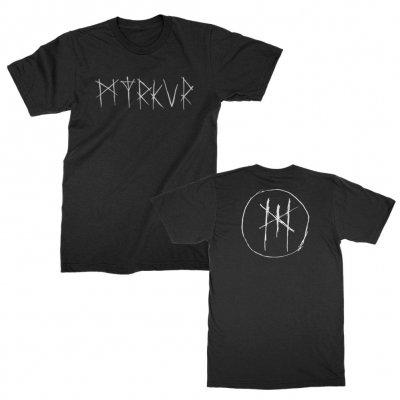 myrkur - Logo Tee (Black)
