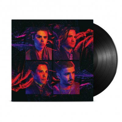 By Night LP (Black)