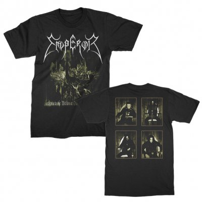 Emperor - Anthems To Welkin At Dusk T-Shirt (Black)