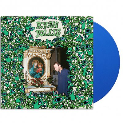 Ryan Pollie LP (Blue)