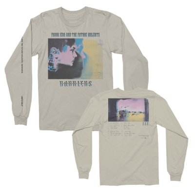 frank-iero - Barriers Long Sleeve (Natural)