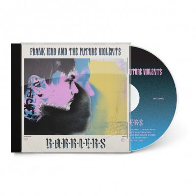 frank-iero - Barriers CD