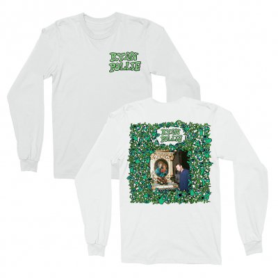 Ryan Pollie - Ryan Pollie Long Sleeve Tee (White)