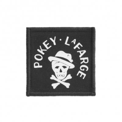 pokey-lafarge - Skull and Crossbones Patch