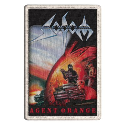 valhalla - Agent Orange Patch