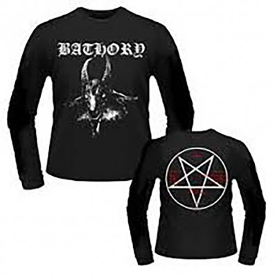 Bathory - Goat Longsleeve (Black)