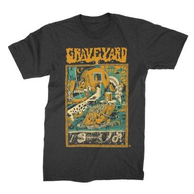 IMAGE | Frogyard T-Shirt (Black)