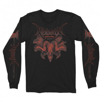 abbath - Chestplate Long Sleeve (Black)