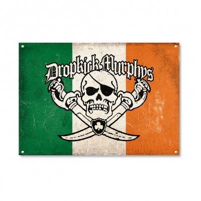 dropkick-murphys - Jolly Roger 2019 Flag