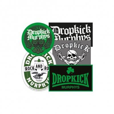 dropkick-murphys - 5 Sticker Set
