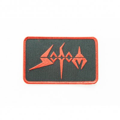 valhalla - Red Logo Patch