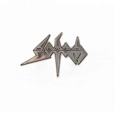 Chrome Enamel Pin