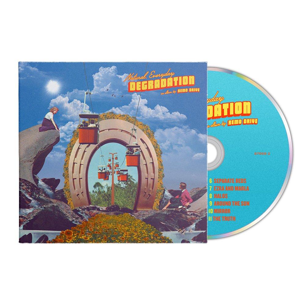 IMAGE | Natural, Everyday Degradation CD
