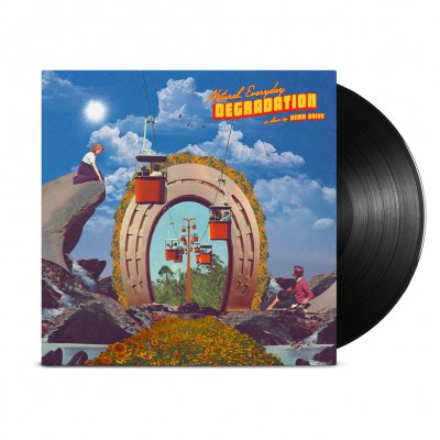 Remo Drive - Natural, Everyday Degradation LP (Black)