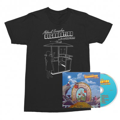 Remo Drive - Natural, Everyday... CD + Tee (Black) Bundle
