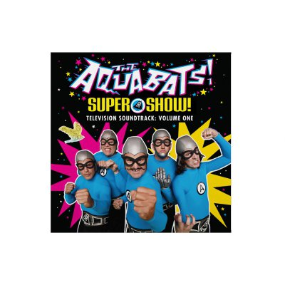 the-aquabats - Supershow Soundtrack: Volume One CD