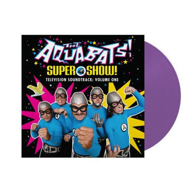 the-aquabats - Supershow Soundtrack: Volume One LP (Purple)