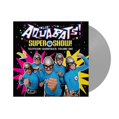 the-aquabats - Supershow Soundtrack: Volume One LP (Silver)