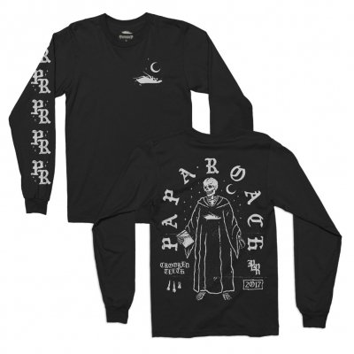 Leader Long Sleeve Tee (Black)