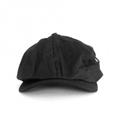 social-distortion - Skelly Newsboy Hat (Black)