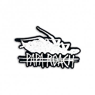 papa-roach - Logo Rubber Magnet