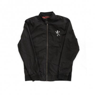 Skelly Harrington Custom Jacket (Black)