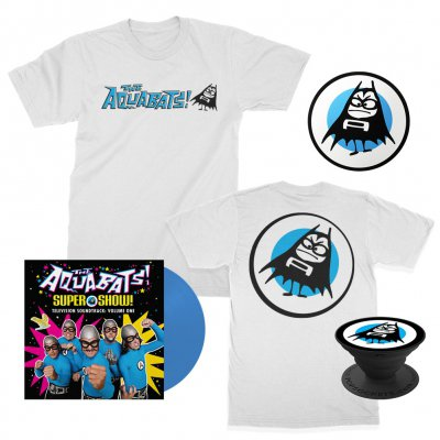 the-aquabats - Super Show Soundtrack Vol. 1 Bundle #2