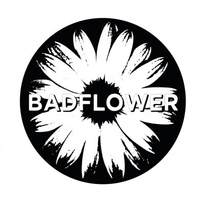 badflower - Flower Sticker
