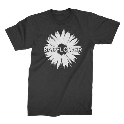 badflower - Daisy Tee (Black)