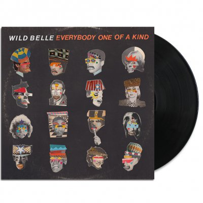 Wild Belle - Everybody One Of A Kind LP (Black)