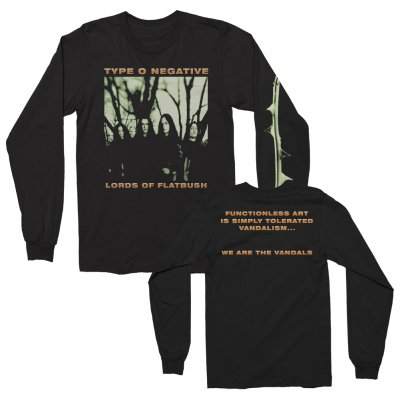 valhalla - Type O Negative October Rust Long Sleeve