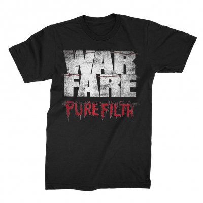 valhalla - Warfare Pure Filth Tee