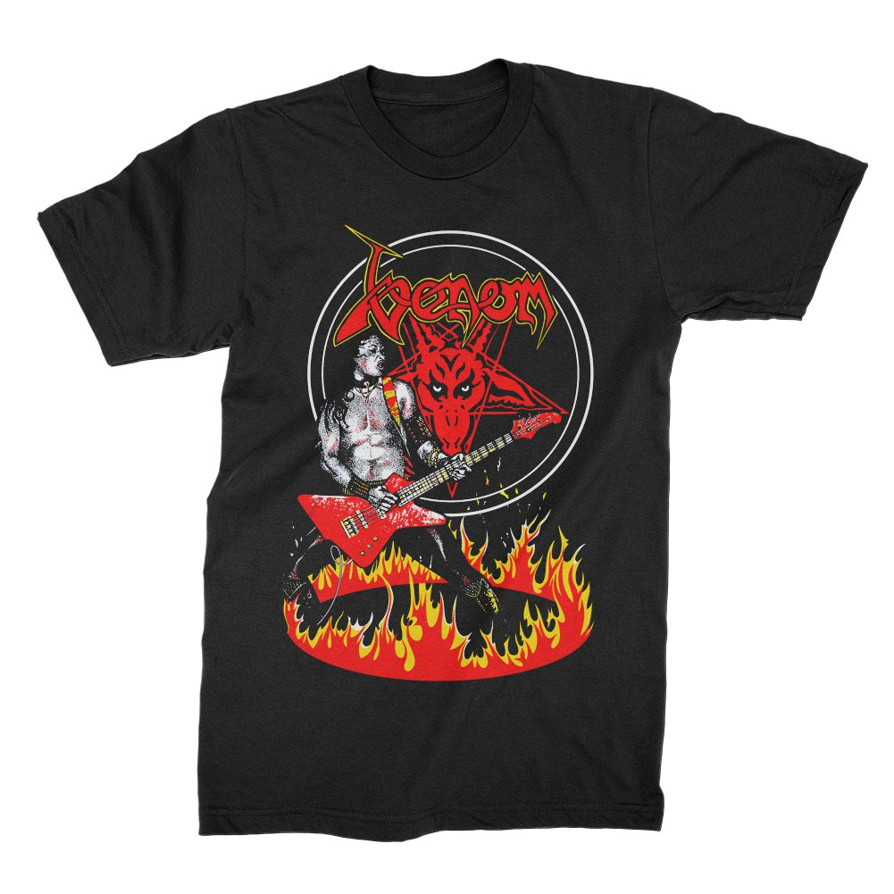 IMAGE | Venom Cronos In Flame Tee