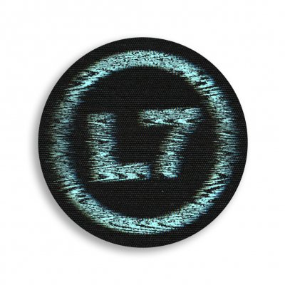 Fuzz Logo Patch