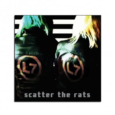 Scatter The Rats CD