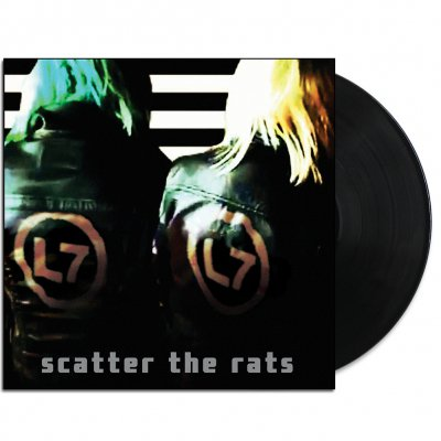 l7 - Scatter The Rats LP (Black)